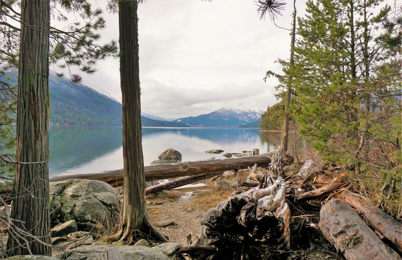 Cabin-Vacations-Lake-Wenatchee-WA