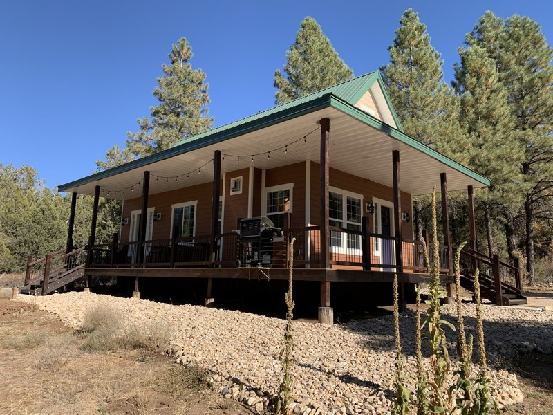 Cabin-Rental-Plain-WA
